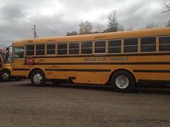 2011 Thomas EF (Alex Ratkovits) Tags: newyork pennsylvania newyorkstate schoolbus unitedschooldistrict mountaintransitschoolbus mountaintransit vermontschoolbus coudersportareaschooldistrict kempsbusservice