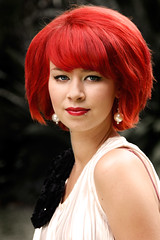 That 60's Shoot!! (Rob Harris Photography) Tags: red portrait woman girl beautiful beauty face fashion female model eyes headshot expressive redhair modelling redhaired