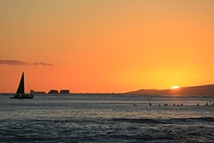 05022016_005_ (ALOHA de HAWAII) Tags: hawaii oahu waikikisunset