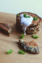 DSC_9963 (wonderarta) Tags: food 50mm healthy nikon quinoa fritters