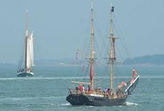 S/V Formidable (jelpics) Tags: ocean sea boston sailboat port harbor boat ship massachusetts sail mast bostonma rigging clipper bostonharbor libertyclipper formidable sailingvessel svlibertyclipper svformidable