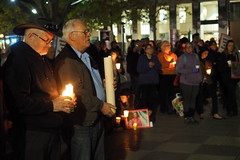 Vigil for Omid-5030048.jpg (Leo in Canberra) Tags: refugee rally suicide protest australia torture canberra rac act omid detention selfimmolation asylumseeker peterdutton garemaplace bringthemhere refugeeactioncommittee sayyestorefugees snapaction closethecamps refugeelivesmatter seekingasylumshouldntbeadeathsentence closethecampsbringthemhere welcomeasylumseekers