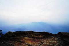 burn-off smoke haze (Blue Mtns. bush girl) Tags: haze smoke bluemountains falls wentworth burnoff