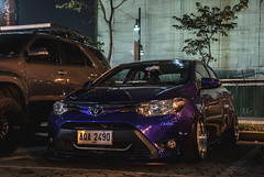 Toyota Vios (XP150) (Justin Young Photography) Tags: cars philippines manila toyota vios xp150 stancepilipinasmanilafitted