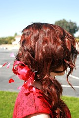 Redhead (disneyred) Tags: red people girl hair outdoor redhead curl