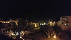 Aussicht aus dem Balken 4. Etage bei Nacht (esseffdeearr) Tags: portugal algarve olhos dagua riu guarana praia da falesia albufeira portimao vacation