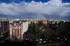 . (M.Pat) Tags: paris arcenciel rainbow samyang24mmts
