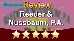 Reeder & Nussbaum, P.A. St Petersburg, (727) 521-2889 Outstanding 5 Star Rev... (piatampa21) Tags: st star 5 petersburg pa rev outstanding 727 nussbaum reeder 5212889