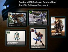 400 Follower Celebration - Follower Feature 4 (0nuku) Tags: lego bionicle feature shoutout moc