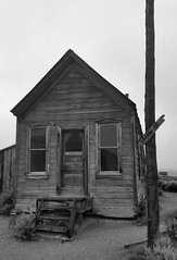 House on Green Street (sidxms) Tags: not bodie ghost town goldrush abandoned statepark california samsung galaxy note 4 bnw bw monochrome blackandwhite
