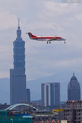 Republic of China Air Force (HarenWang) Tags:   taiwan taipei travel fly flying veiw views trip traveling photography  airport aircraft taipeisongshanairport tsa songshan     international        republicofchina airforce taipei101 101