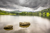 """Rydal Water. (Ian Emerson """"I'm Back"""") Tags: lake mountains water beauty clouds landscape rocks moody stones grasmere lakedistrict valley cumbria ambleside hoya rothay ndx400"""