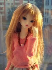 Suvi (DaeRiin) Tags: leaves doll bjd ida dl suvi dollleaves