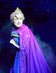 Not ready to let it go yet (chipanddully) Tags: frozen live go it disney dca let elsa hyperion hyperiontheater