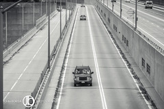 Dam Highway (JohnBorsaPhoto) Tags: plant canada cars robert car electric america project river highway driving power traffic jeep dam united border canadian niagara vehicles moses hydro damn layer driver gorge layers states expressway van suv stacked lanes hydroelectric