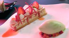 Caelis (2016) (encantadisimo) Tags: fresas vainilla sorbete lima albahaca
