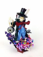 The Mad Hatter (Tim Lydy) Tags: lego collection batman forms mad gotham hatter 2016 brickworld