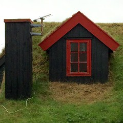 Faroe Islands (live-that-life) Tags: aug16 froyar faroeislands trshavn red