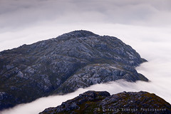 Split in two (Camillo Berenos) Tags: greatbritain munro scottishhighlands auction inversion scotland landscapephotography mountain clouds above ridge wilderness marcelliott