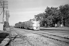 CB&Q E9 9986B (Chuck Zeiler) Tags: cbq e9 9986b burlington railroad emd locomotive naperville dinky train chz chuck zeiler