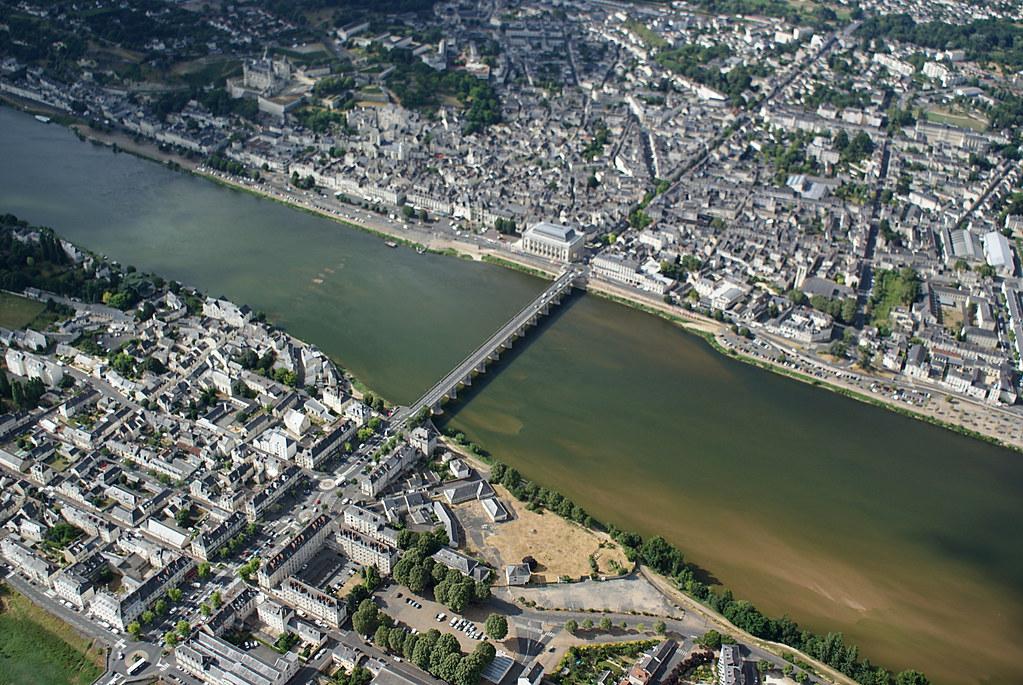 Chateaux Tour No 1 - saying goodbye to fantastic Saumur