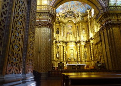 Iglesia de la Compaia de Jess Quito Ecuador 06 (Rafael Gomez - http://micamara.es) Tags: iglesia de la compaia jess quito ecuador el convento san ignacio loyola jesus templo salomon america del sur