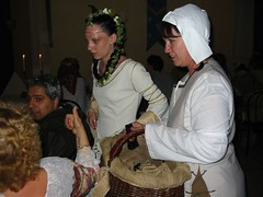 2005, Mariage mdieval, boda, Wedding (jlfaurie) Tags: 2005 mariagemdieval boda wedding familia j jjfr ff clampe tito didi france oise costume trajes disfraces