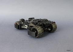 Batmobile - Batman vs Superman (Kloou.) Tags: kloou artist legoartist lego toys toy toyphotography brick arttoy art afol legoart moc batmanvsuperman dawnofjustice badass dccomics superheroes batman batmobile zacksnyder batmanvssuperman