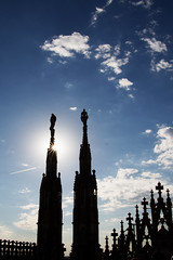 Duomo Milano (louise.helen) Tags: duomo cathedral milan milano citybreak