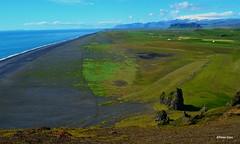 Eyjafjallajkull volcano (alcoyote89) Tags: eyjafjallajkull iceland black beach glacier volcano