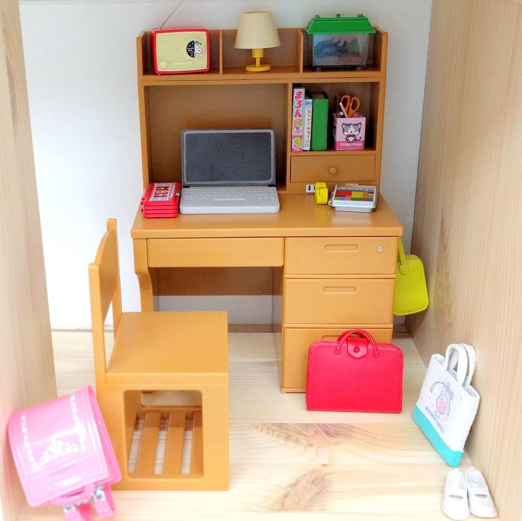 ikea lillabo dollshouse blythe. Re-ment Desk And Accessories (JaneCherie) Tags: Rement Dollhouse Ikea Lillabo Dollshouse Blythe