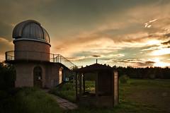 Waldviertel - Impressions (redy1966) Tags: 2016 hoehenberg sternwarte waldviertel observatory forest quarter austria nature dawn sun set sunset