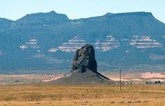 The Thumb (Navajo Volcanic Field, northwestern New Mexico, USA) (James St. John) Tags: the thumb navajo volcanic field four corners new mexico minette neck plug