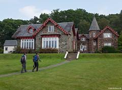 Rowardennan Youth Hostel (andrriis) Tags: youth hostel rowardennan west highland way loch lomond scotland
