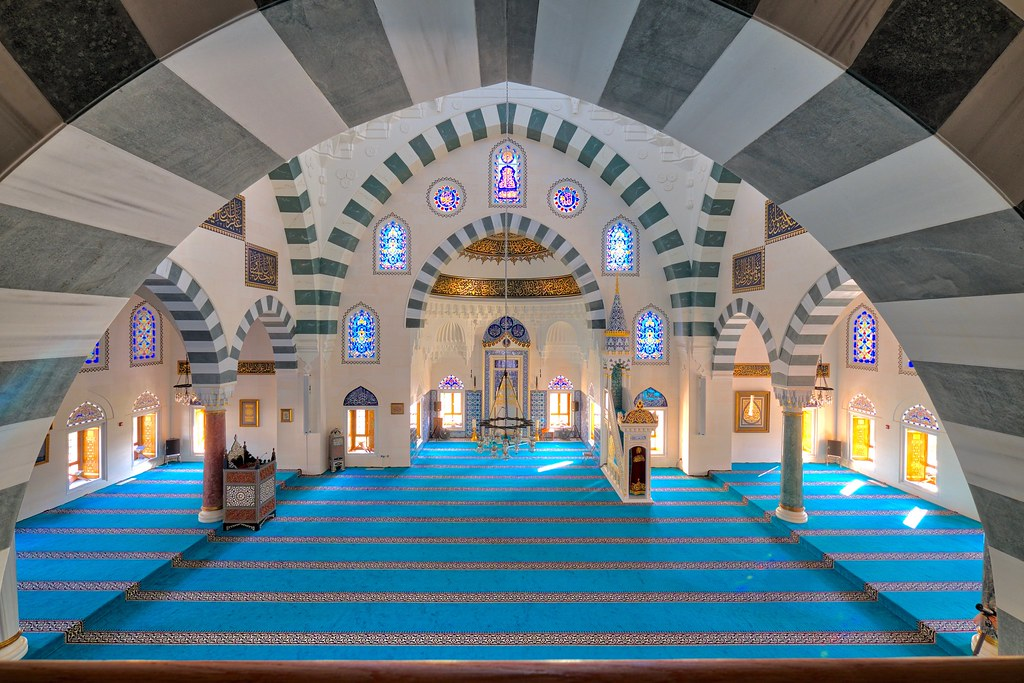 lanham muslim The $100 million mega mosque in lanham, maryland, will soon be open for muslim worshipers in the washington, dc area, as their link shows: .