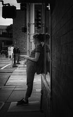 (daveson47) Tags: monochrome mono bw blackandwhite blackwhite people candid street streetphotography minneapolis ricoh ricohgrd grd streetphoto