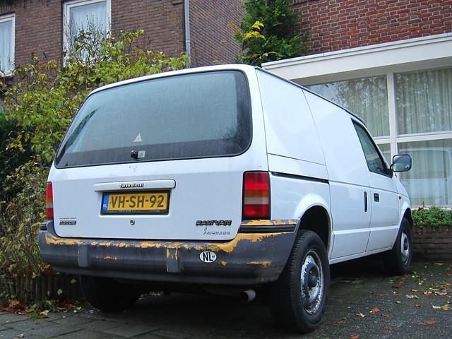 diesel 1996 turbo dodge van ram td sidecode5 vhsh92