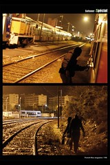 Issue 4 - Sultoner (french kiss magazine) Tags: train depot ambiance photographe atmophere sultoner frenckissmag
