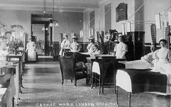 George Ward, The London Hospital (robmcrorie) Tags: london history hospital george east patient health national doctor nhs service medicine british nurse ward whitechapel healthcare the