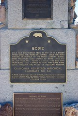 Bodie Gold Rush (The Good Brat) Tags: california statepark park travel tourism gold us ghosttown bodie goldrush bodiestatepark