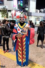 Shibuya Halloween Costume Street Snaps (tokyofashion) Tags: street costumes people halloween japan japanese tokyo costume cosplay shibuya  2014  streetsnap
