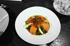 - , ,     (pringle-guy) Tags: food fish nikon salmon restaurants seafood japanesefood asianfood yakimono