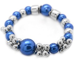 Glimpse of Malibu Blue Bracelet P9511A-4