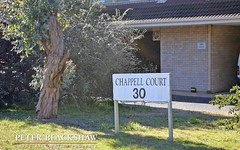 17/30 Chappell Street, Swinger Hill ACT