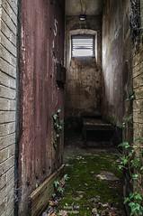 La Citadelle (FERY Anthony Photographie) Tags: france war pentax 14 ruine sombre 18 1914 guerre lorraine batiment 1918 1916 urbex verdun caserne vestige vgtation pentaxk7