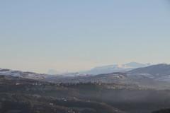 monti colline, penndii - Poggio S. Marcello (walterino1962) Tags: alberi case erba e neve luci riflessi colline monti campi paesi vegetazione chiese ombe arati arbusti coltivati