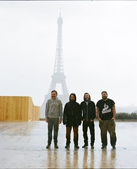 Paris, France (Evan Maragkoudakis) Tags: paris france mamiya eiffeltower eiffel 400 portra rb67 mamiyarb67
