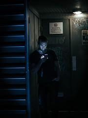 late night call (Edo Zollo) Tags: uk london local lenses londonatnight londonstreetlife thisislondon londonafterdark locallenses