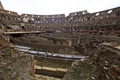 The Colosseum, Rome (Tom Taylor (Windsor)) Tags: italy rome roma history italia romans colossuem