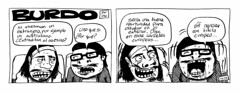 Burdo - Oportunidades (inu-waters) Tags: true comic study comicstrip burdo colombiantrash inuwaters